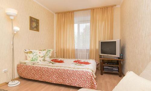 Уютная 1-к квартира на Малышева посуточно в Екатеринбурге