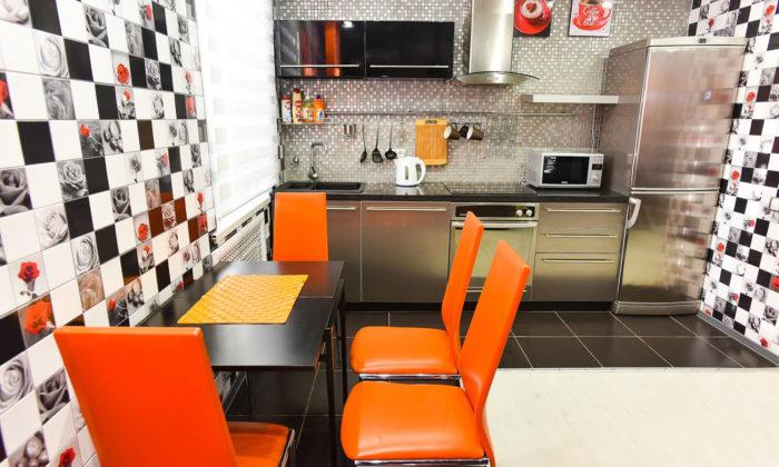 2-к квартира студия VIP класса посуточно в Екатеринбурге