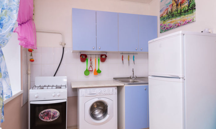 Однокомнатная квартира-студия посуточно в Екатеринбурге