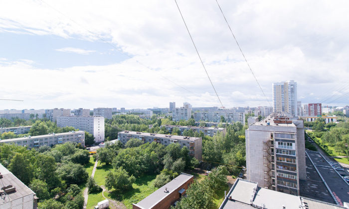 Квартира в мед. городке посуточно в Екатеринбурге
