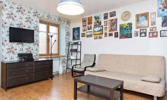 Просторная 2-к квартира бизнес класса посуточно в Екатеринбурге