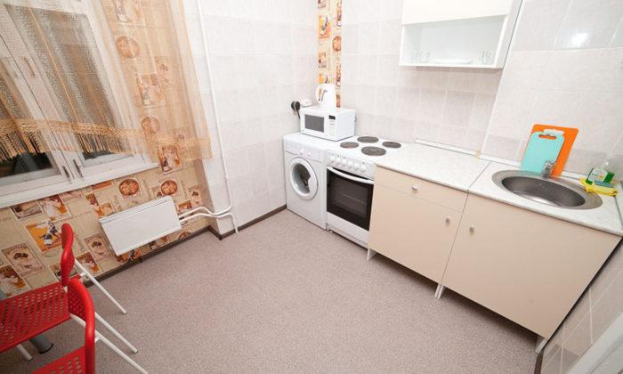 Уютная 1-к квартира на Сортировке посуточно в Екатеринбурге