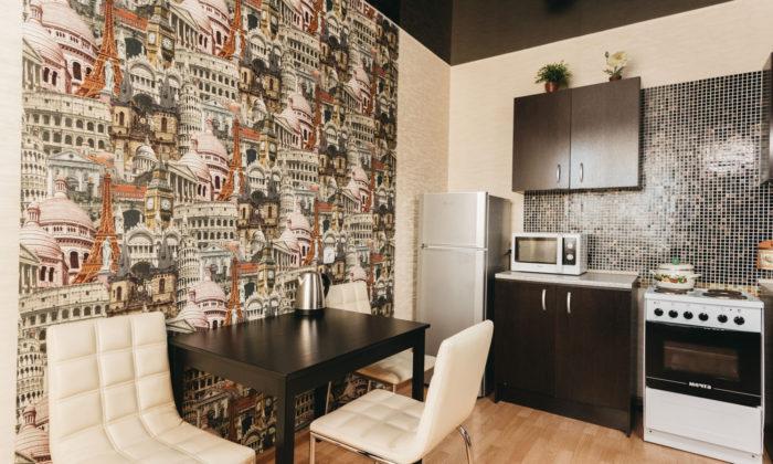 1-к квартира на Фурманова посуточно в Екатеринбурге