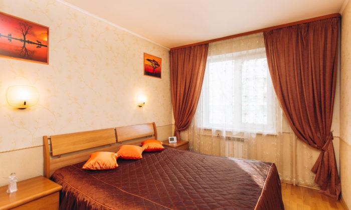 2-комнатная квартира в центре посуточно в Екатеринбурге
