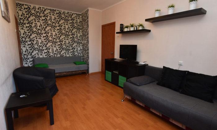 2-к квартира в центре посуточно в Екатеринбурге
