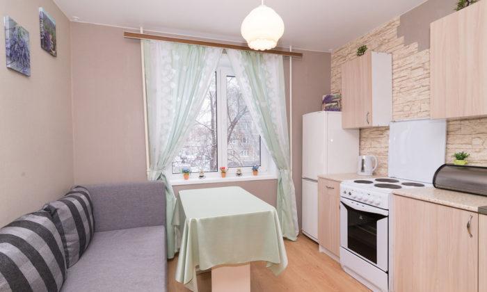 1-к квартира на ЖБИ посуточно в Екатеринбурге