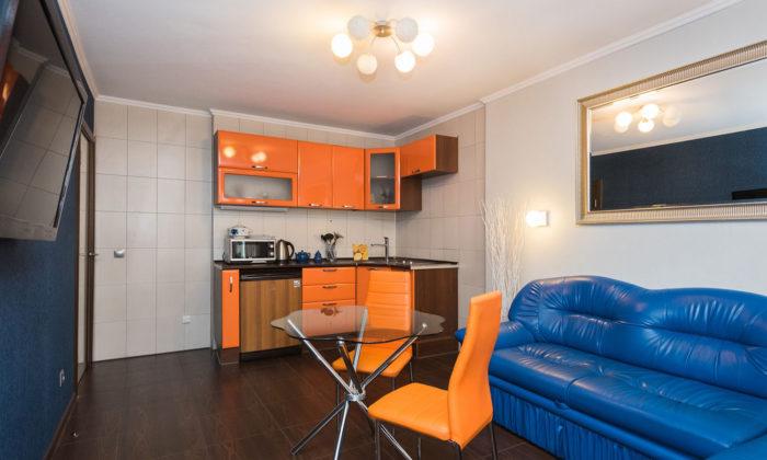 2-к квартира рядом с автовокзалом посуточно в Екатеринбурге