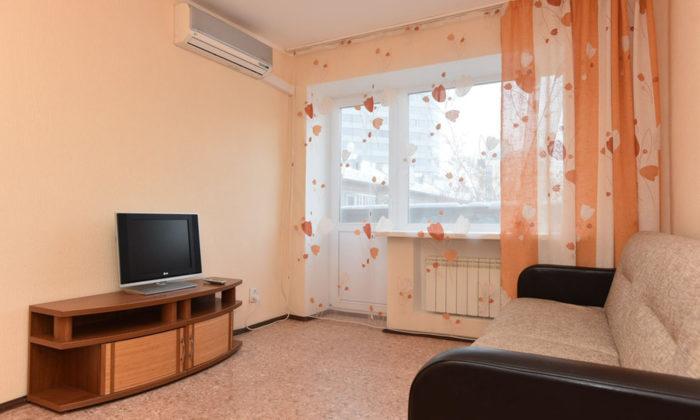 1-комн. квартира в центре посуточно в Екатеринбурге